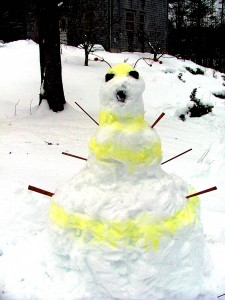 Amy Pollien's Snow Bee