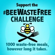 Check out our BeeWasteFree Challenge!